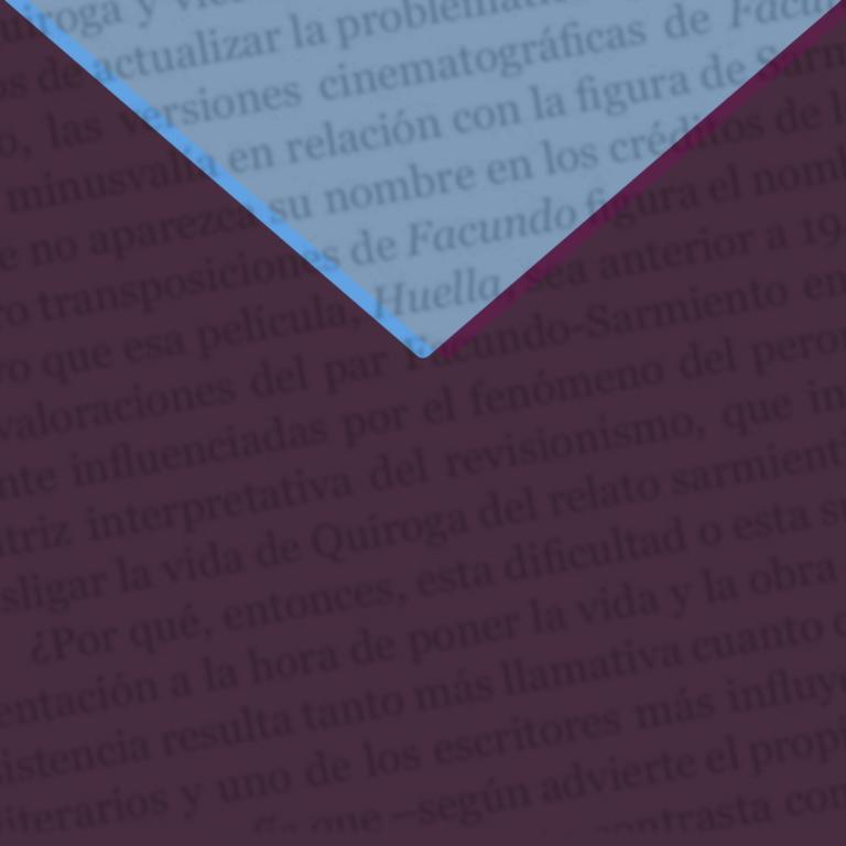 5º EDICIÓN CONCURSO NACIONAL Y FEDERAL DE ESTUDIOS SOBRE CINE ARGENTINO