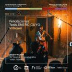 Felicitamos a los equipos de las tesis de la ENERC Cuyo