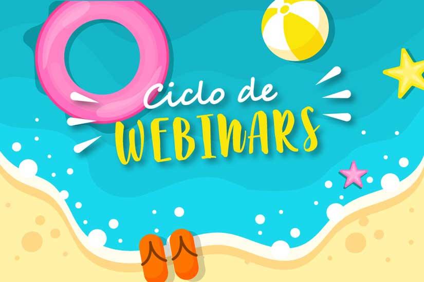 Ciclo de webinars – Extensión Académica